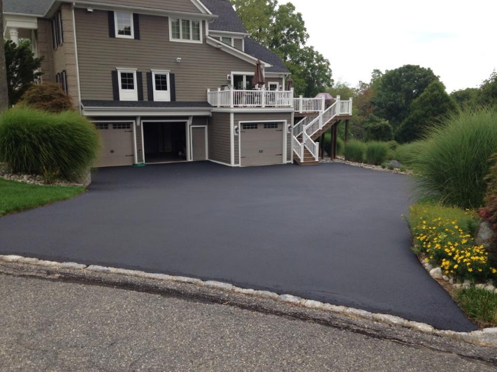 driveway sealcoating in New Jersey
